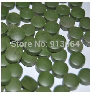Buy three get one free Export quality Pharmaceutical grade organic Spirulina Tablet  Enhance-immune Anti-fatigue about 400pills 2
