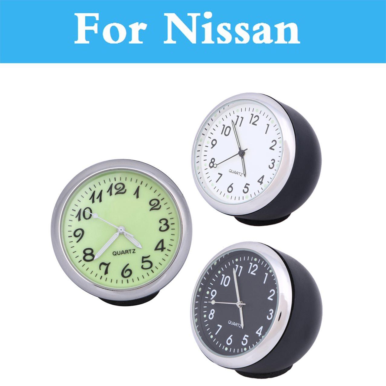 Car Mechanics Quartz Clock Mini Watch Digital Pointer For Nissan Sylphy Cedric Cima Crew Dualis Expegloria Gt-R Juke Bluebird