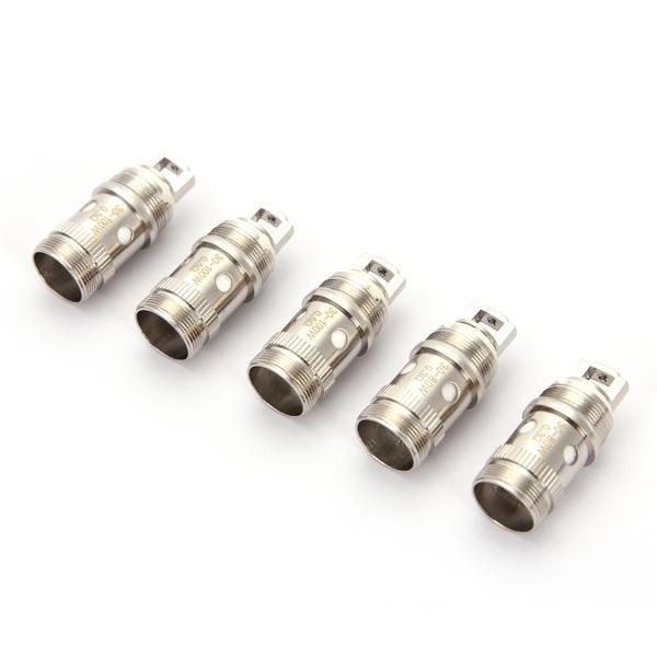 5Pcs//Set Replacement ELeaf EC Coil Head For iStick Pico 75W iJust2 Melo 2 Gut YR