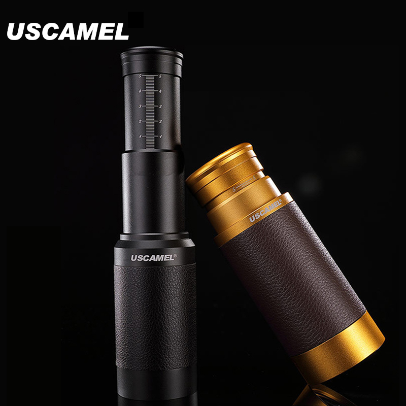 USCAMEL HD 7x50 8x42 Monocular Telescope Waterproof Binoculars BAK4 Prism Telescopic Binoculo Optical Hunting High Quality монокуляр celestron oceana 8x42 monocular
