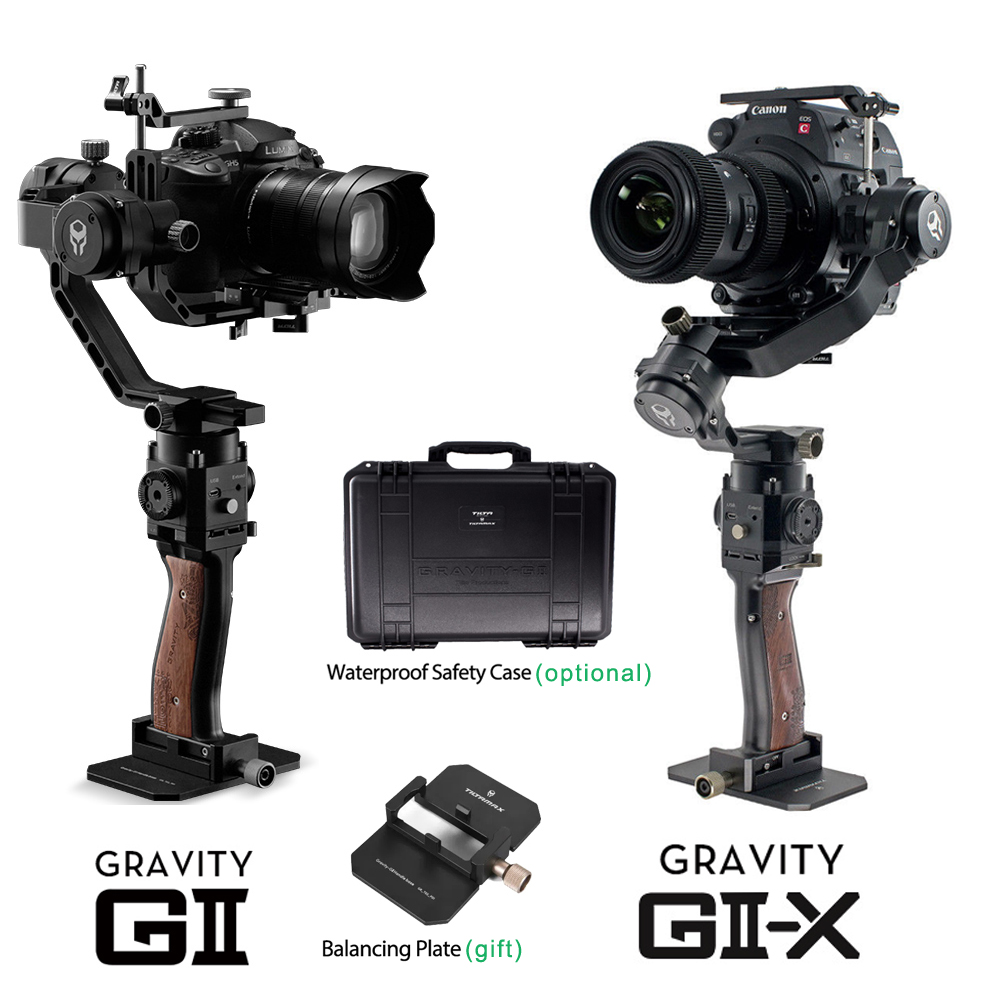 TILTA MAX G2 G2X TILTA GR V01 GR V02 3 Axis 3 Axis DSLR Handheld Stabilizer Gimbal/Spot for SONY CANON Mirrorless DSL