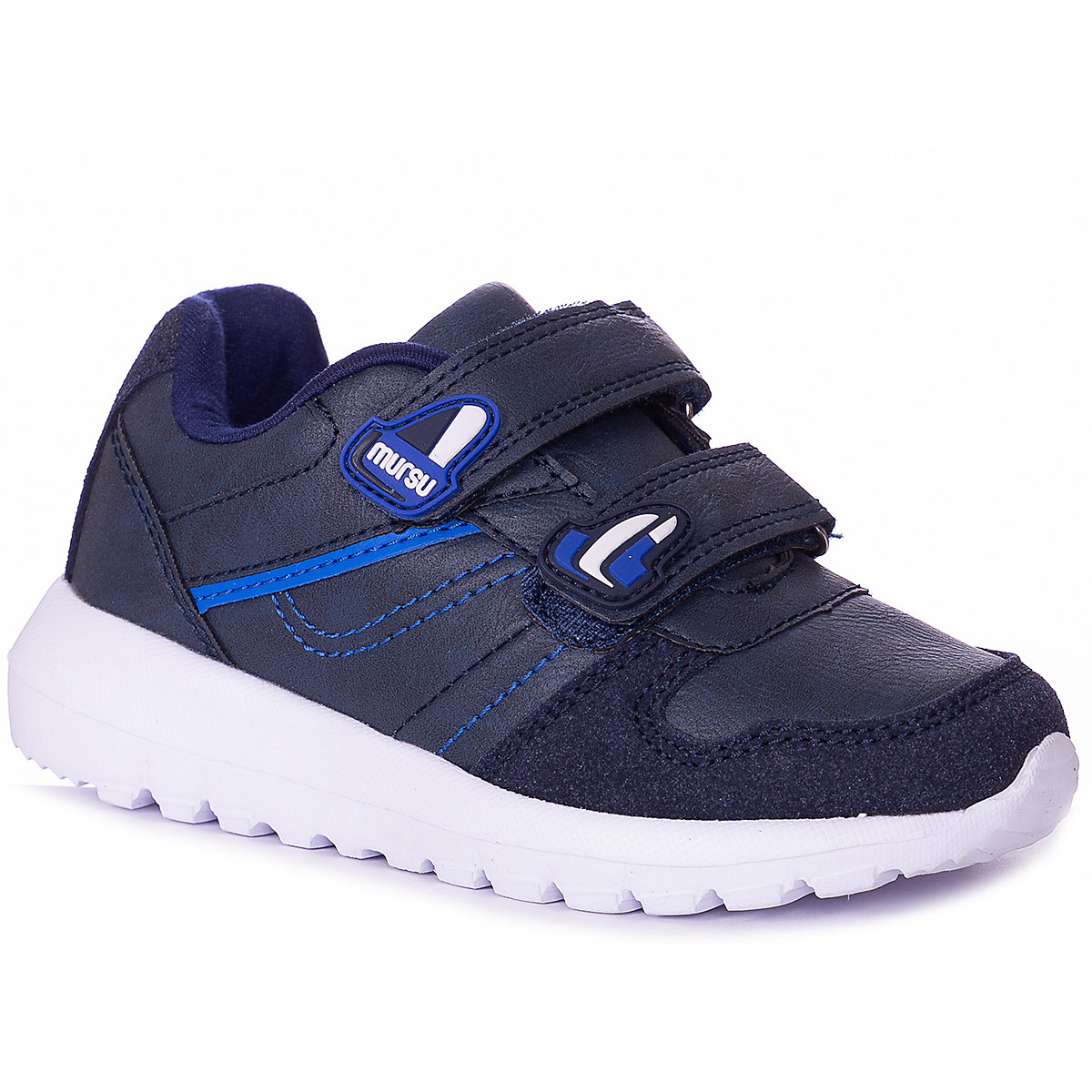 Фото - MURSU Kids' Sneakers 10612082 10612088 children's sports running shoes Spring Autumn Boys Boy 2017 men s autumn running sports suit