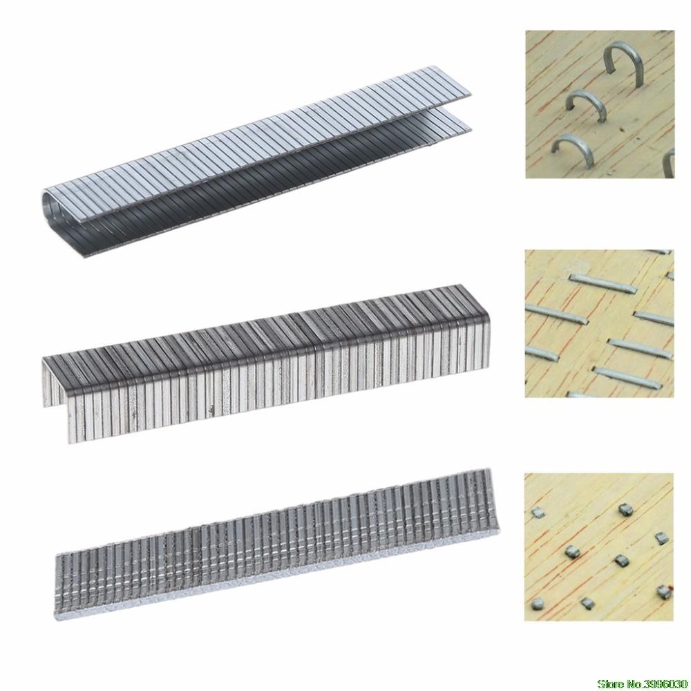 1000 Pcs U/ Door /T Shaped Staples 10.1x2mm Nails For Staple Gun Stapler