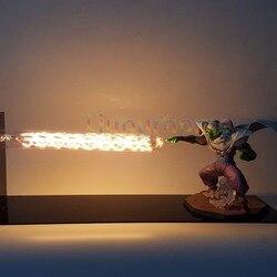 Dragon Ball Z Piccolo Spezielle Strahl Kanone Led-nachtlichter Anime Dragon Ball Super DBZ Super Saiyan Led-lampe Lampe