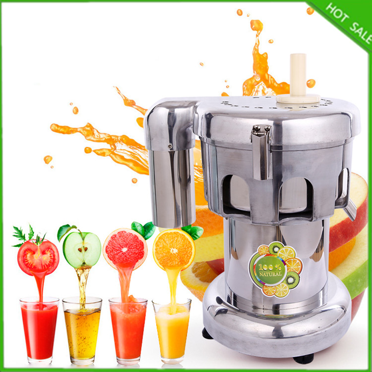 free shipping 220v apple orange squeezer electric machine for carrot automatic orange juicer commercial