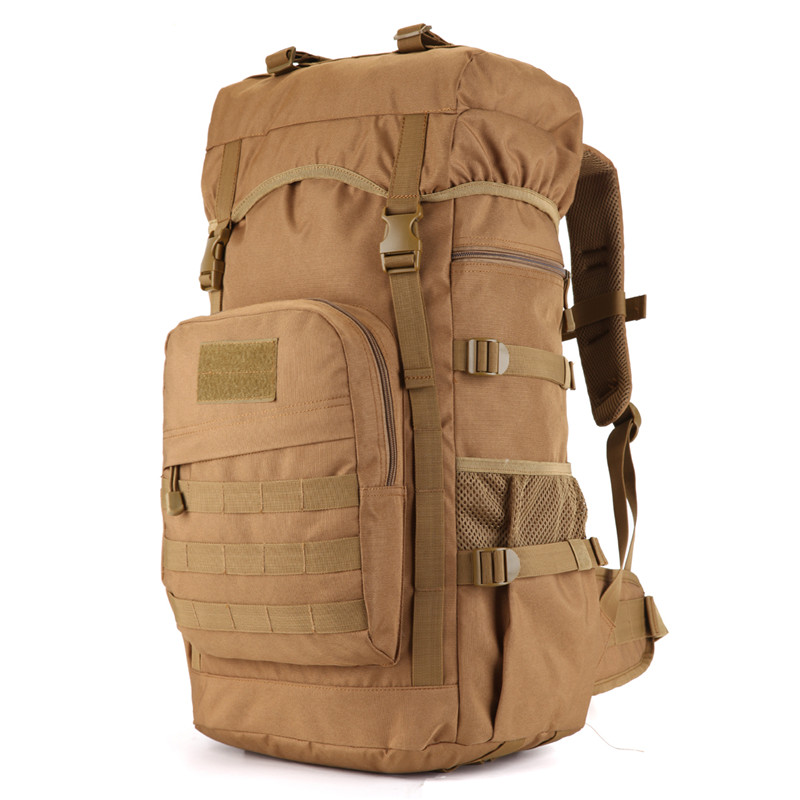 60 litres bags bag multi-purpose travel backpack large 3D Military 17Laptop nylon Leisure Bag high grade wearproof Dual-use bag military backpack leisure backpack bag backpack canvas men s bags 40 liters book high grade travel bag laptop wearproof bag
