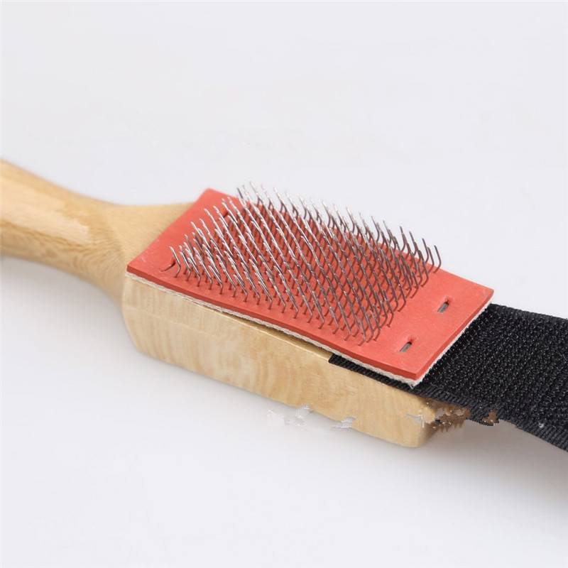 5pcs Set Hight Quality Suede Sole Wire Shoes Cleaner Dance Wood Cleaning Brush Cleaners In Brushes From Home Garden On Aliexpress