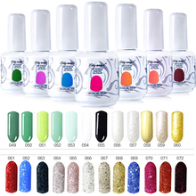 Lily angel 15ml gelpolish nail gel Soak Off Gel lacquer nail varnishes manicure removal of the gel varnish No.49-72