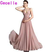 745f2438e0 Buy long dusty rose dress and get free shipping on AliExpress.com