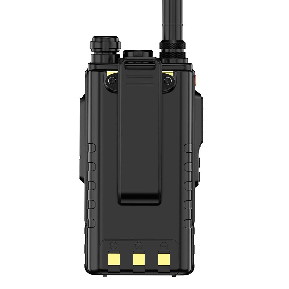 Zastone M7 портативная рация 400-470MHZ 136-174mhzтрансивер коммуникатор портативное радио