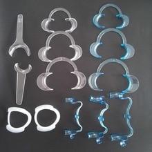 13 шт./компл. все Тип стоматологический открывалка для ног для губ расширитель держатель щеки Отбеливание зубов Стоматологическое лабораторное оборудование