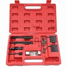 8 ferramentas profissionais de reparação automóvel para Volkswagen Audi ferramentas de cronometragem