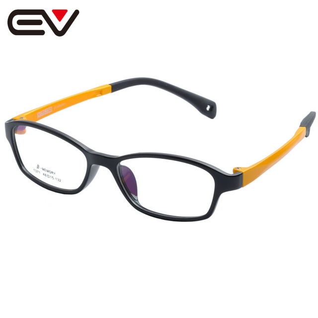 191bc1e901 Fashion Kids Children Toddler Boys Girls TR90 Eyeglasses Frames Silicone  Nose Spring hinge Legs Optical Glasses