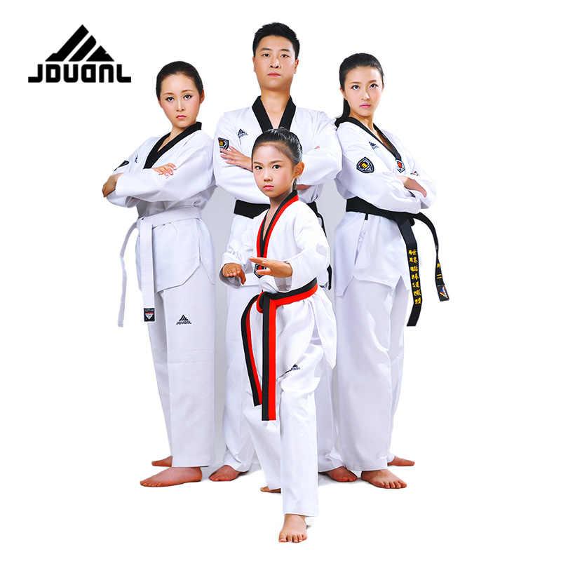 Uniforme Clásico De Taekwondo Para Niños Y Adultos Ropa Deportiva Blanca De Alta Calidad Para Karate Taekwondo Dobok Judo Tkd Suite Productos De Culturismo Y Otros Deportes Aliexpress