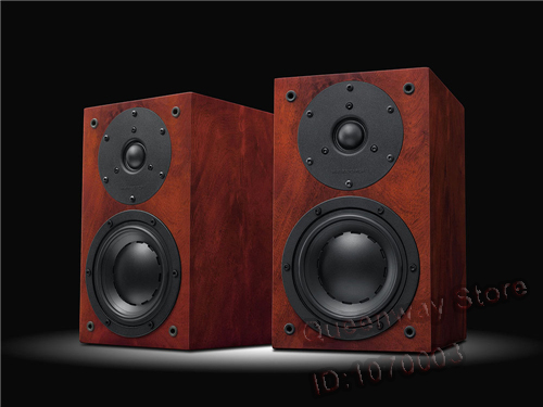 D1.1 high fidelity bookshelf speaker piano paint HiFi stereo speaker 2 way -4 order inverted speaker system 86 dB 8 ohms rotary inverted pendulum [set] first order inverted pendulum pid electronic design circuit power supply