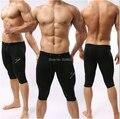 Novo ADMIRÁVEL PESSOA Mens Marca SportsTrunks Aptidão Boxer Brief Cortada Swimwear shorts Calças Tamanho S M L # FY02