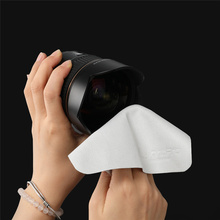 Camera Lens Superfine Suede Screen Glass Lens Cleaner Cleaning Cloth for Canon Nikon Sony UV CPL Filter iPhone Tablet Computer zomei pro ultra slim mcuv 16 layer multi coated optical glass uv filter for canon nikon hoya sony lens dslr camera accessories