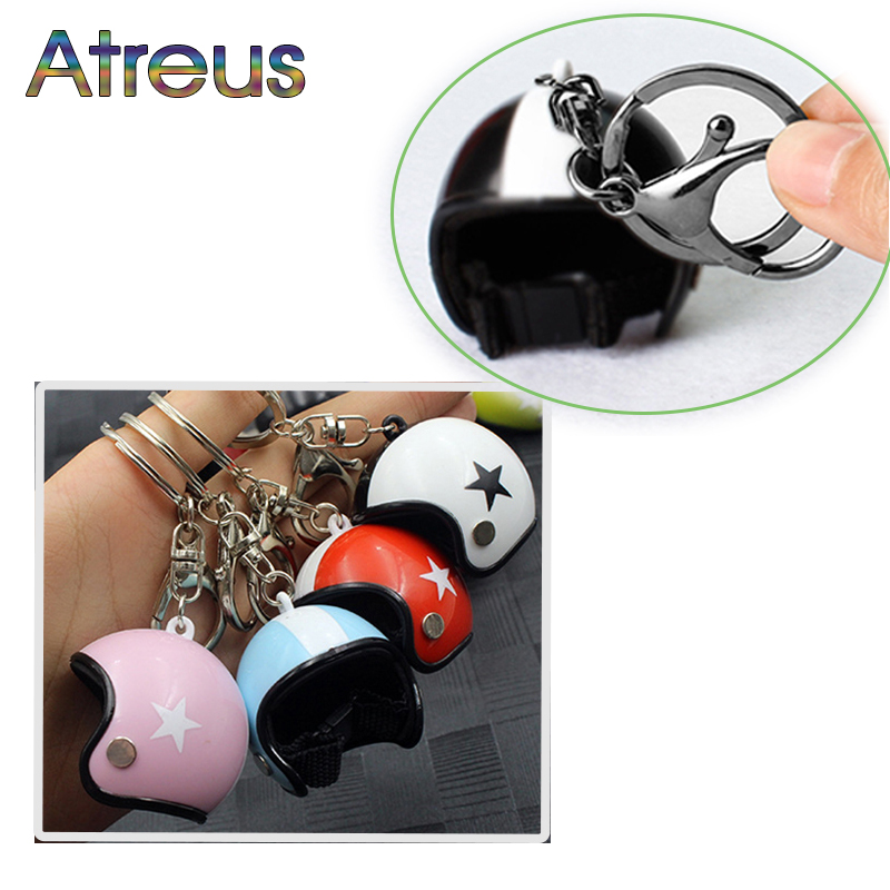 Atreus Pcs Car Key Chain Motorcycle Hat Key Ring For Acura - Acura hat