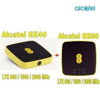 2pcs Alcatel EE60 + EE40 150Mbps Portable 4G LTE Mobile WiFi Hotspot Modem