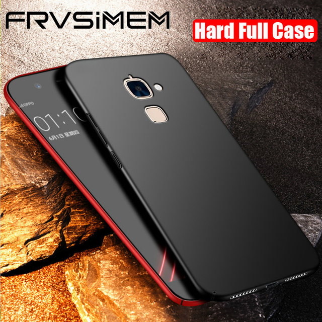 premium selection a15ec c06f4 US $1.79 10% OFF|Frvsimem Coque for Letv LeEco Le Max 2 Case 360 Full  Protection Matte Hard Plastic Back Cover Phone Cases For LeEco Le Max2  X820-in ...