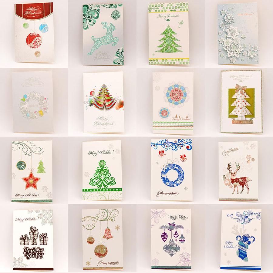 Biglietti Di Auguri Di Natale Per Bambini.Us 10 12 12 Di Sconto 8 Pz Set Cute Cartoon Cervi Biglietto Di Auguri Di Natale Per Bambini Di Compleanno Biglietti Di Auguri Di Natale Decorazione