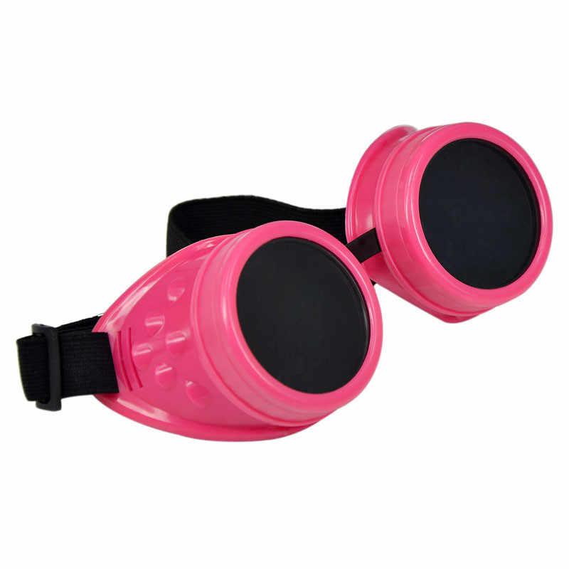 0e426b26c8 ... Men Women Vintage Victorian Style Steampunk Goggles Welding Punk  Glasses Cosplay Glasses Sunglasses Unisex Gothic Eyewear ...