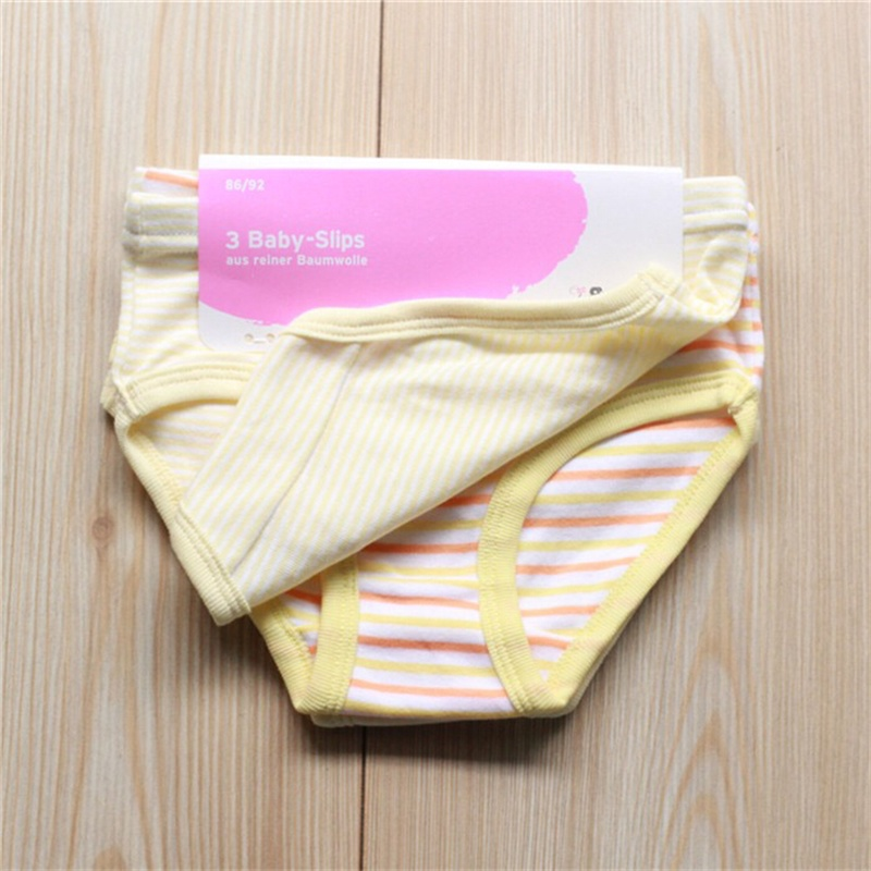 c074c2d2c259 Germany brand Topolino 9pcs/lot 100% organic cotton striped boy girls kids  infant children underwear clothes baby briefs panties-in Panties from  Mother ...