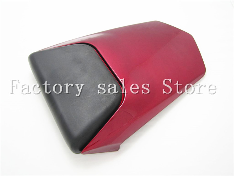 For Yamaha YZF1000 YZF 1000 R1 2000 2001 00 01 Pearl Red Rear Seat Cover Cowl Solo Racer Scooter Seat Motorcycle Motorbike YZFR1