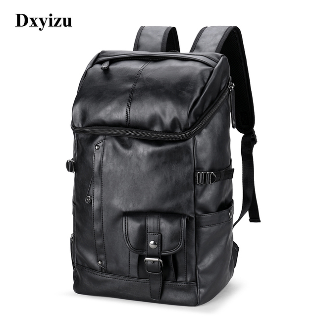 0d33f83345 2017 Cool Mens Backpacks Man Rucksack Bag Student Schoolbags Men .