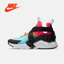uk availability 8050a 549f7 Intersport Original New Arrival Authentic NIKE AIR HUARACHE CITY Women Sneakers  Comfortable Breathable Free Shipping(
