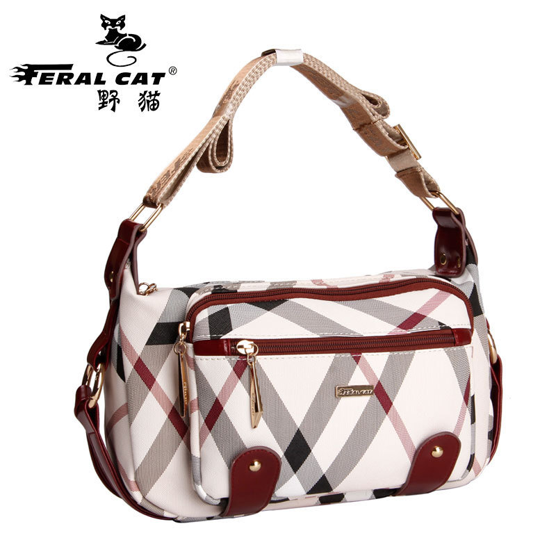 FERAL CAT PVC Sac A Main Bolso Mujer Piel Casual Crossbody Bags for Women Messenger Bags Designer Handbag High Quality Hand Bag feral cat ladies hand bags pvc crossbody bags for women single trapeze shoulder bag dames tassen handbag bolso mujer handtassen