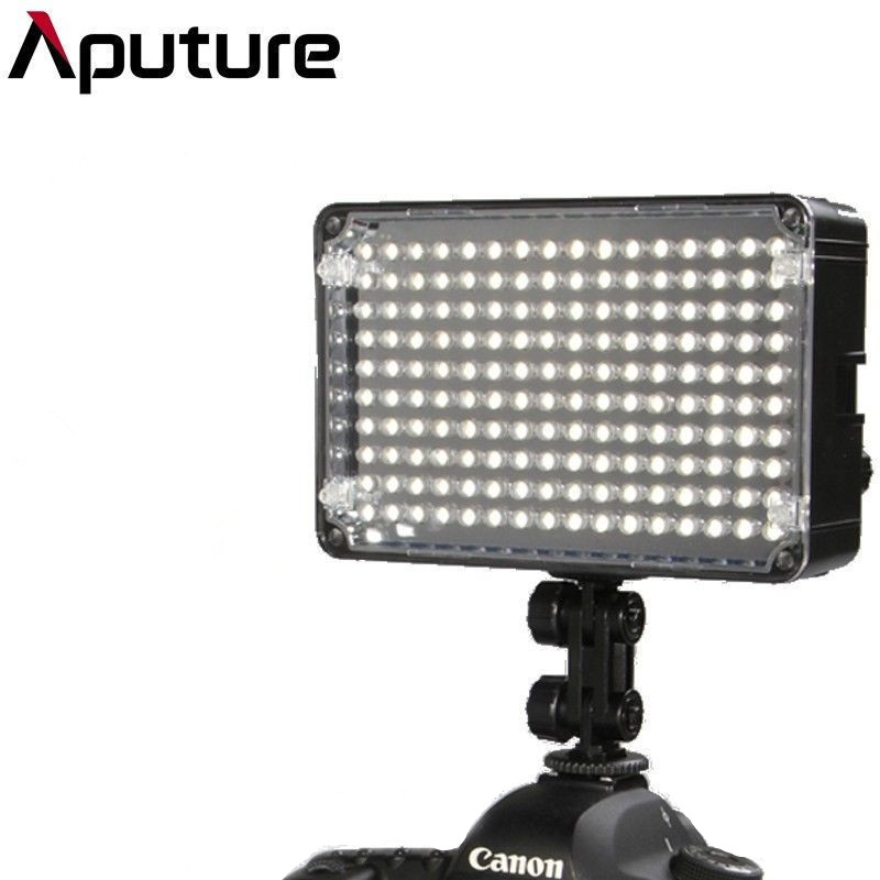 Aputure Amaran AL-160 LED Video Light Camera Light Bulb Photo Lighting 5500K For Canon Nikon Pentax Olympus as Aputure AL-H160 ruth heller s designs for coloring birds