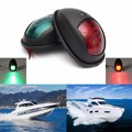 LED Navigation Light  Marine Port Side & Starboard Lamp 12V 24V For Chandlery Boat Yacht RV A Pair Sailing Signal Green Red