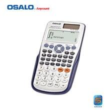 OS-991ES Super Quality School Student Function Calculator Scientific Calculator Multifunctional Counter Calculating Machinelator