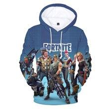 Fortnite Hoodie – Blue