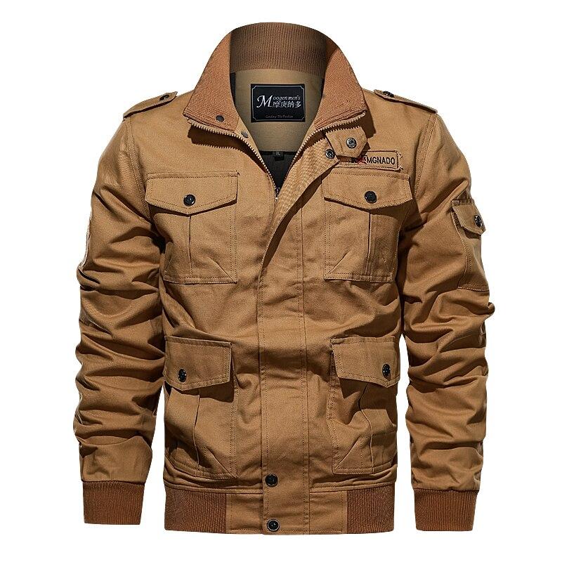 HTB1.n.zXET1gK0jSZFrq6ANCXXaK Cotton Military Jacket Men 2019 MA-1 Style Army Jackets Male Brand Multi Pocket Men's Bomber Jackets Plus Size M-6XL Thick Warm