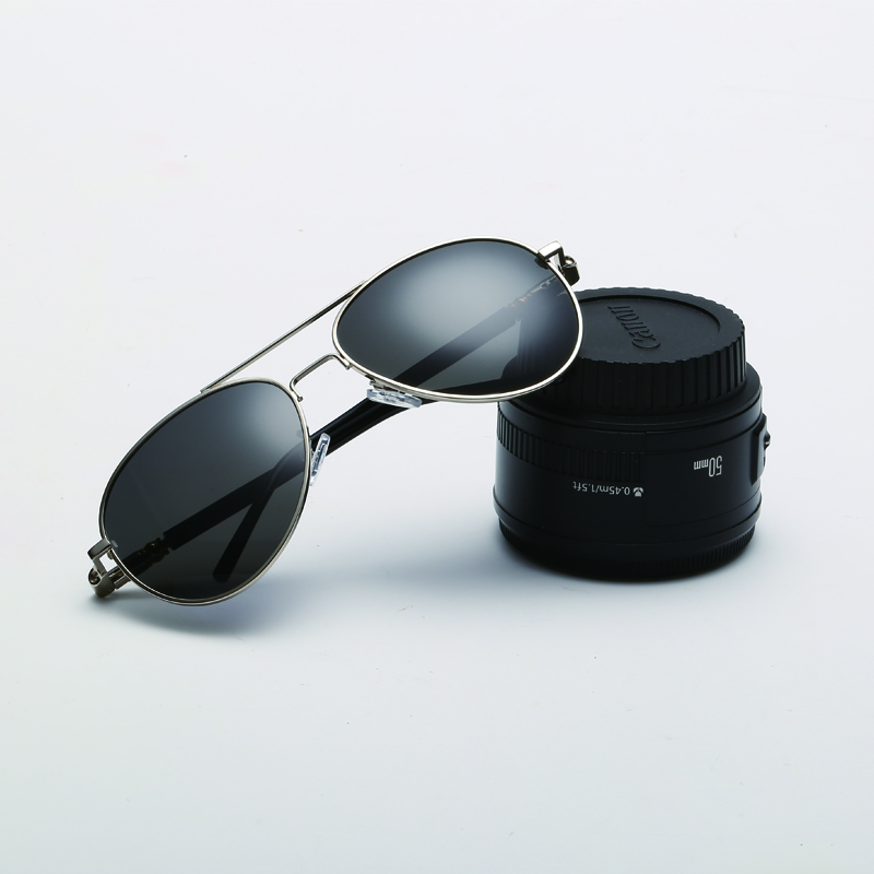 9b9e222a2c TAGION Men s Polarized Sun Glasses Classic Brand Designer Sunglasses Men Driving  Eyewear Pilot Sunglasses Unisex Eyeglasses 209-in Sunglasses from Apparel  ...