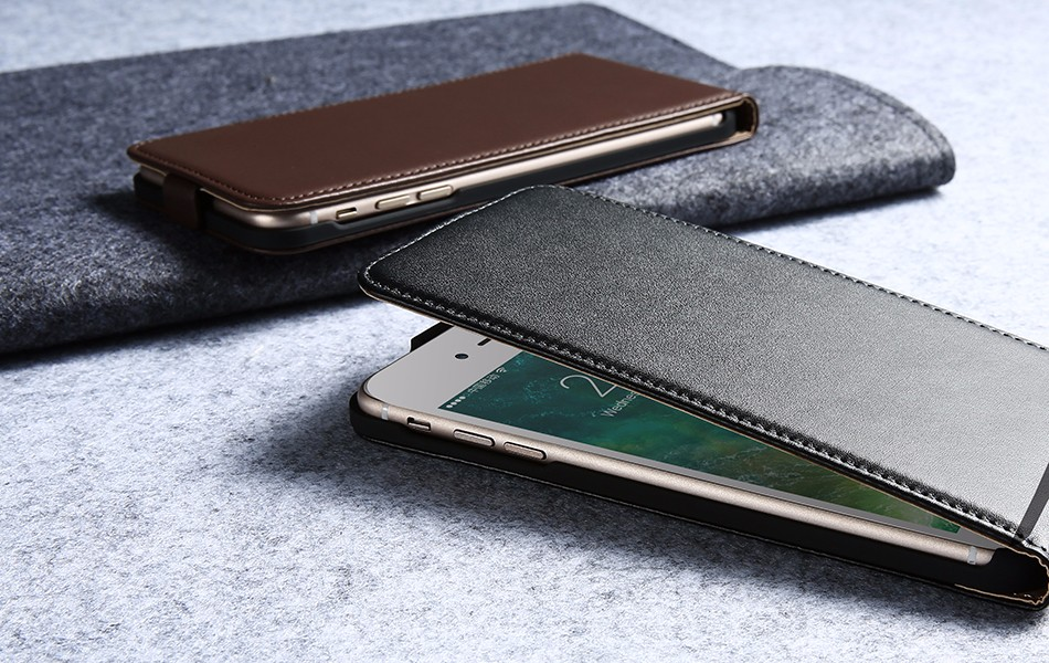 Genuine Leather Case For Iphone 7Plus Iphone 7 Cases Cover 1 (9)