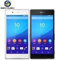 Original Sony Xperia Z3+ Z3 Plus Mobile Phone Sony Z4 E6553 cell phone  WIFI GPS 3G&4G  20.7MP 3GB RAM 32GB ROM Z4 cell phone