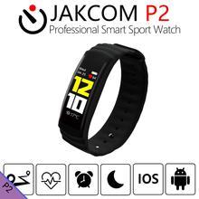JAKCOM P2 Inteligente Profissional Relógio Do Esporte como Pulseiras em smartband ip68 xiomi mi6 monitor de sono