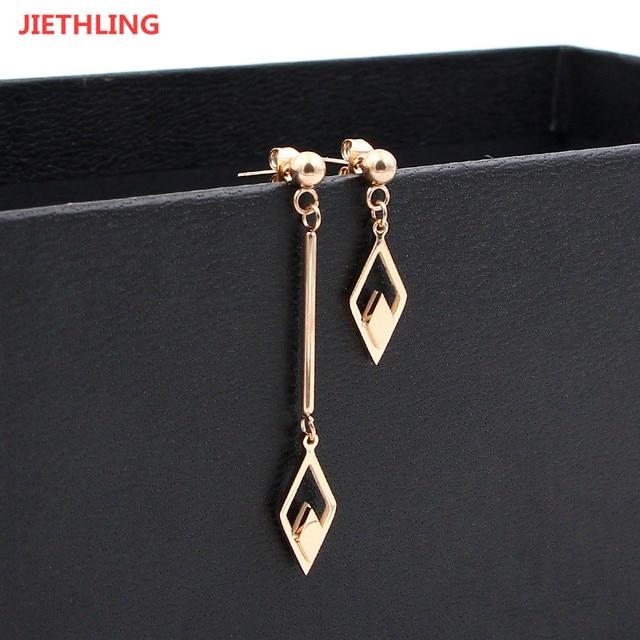 Aliexpress.com : Buy Fashion Chandelier Earrings Stainless Steel ...