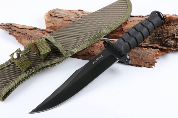 Mengoing Blackening 5CR13MOV Steel Blade Hunting Tactical Fixed Blade Knife Military Survival Knives ToolMengoing Blackening 5CR13MOV Steel Blade Hunting Tactical Fixed Blade Knife Military Survival Knives Tool