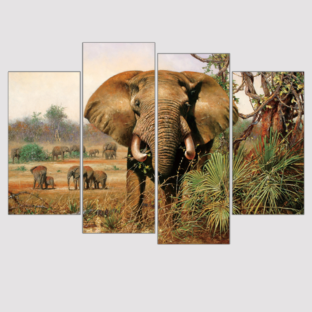 Aliexpress.com : Buy Modern Large Canvas Paintings African