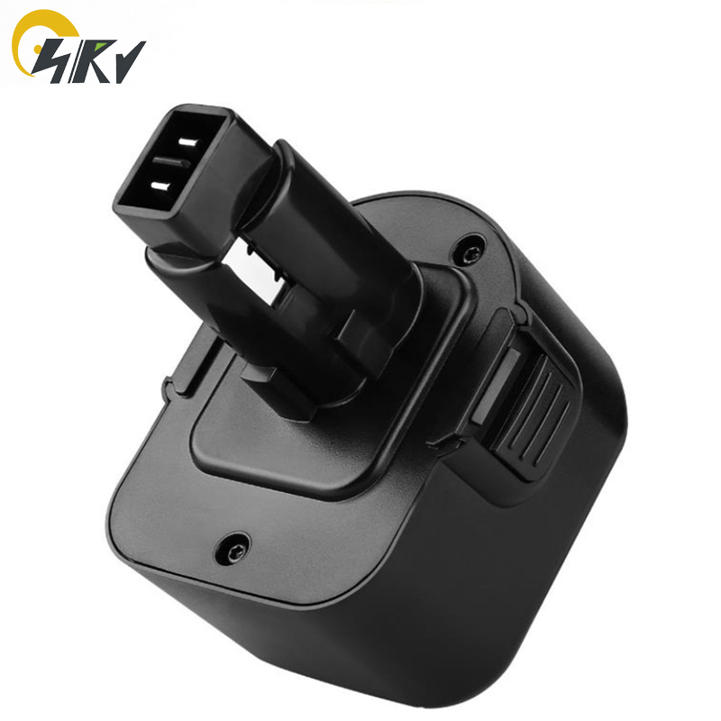 <font><b>12V</b></font> <font><b>3Ah</b></font> 3000mAh DC9071 DW9072 NICD power tool <font><b>Battery</b></font> For Dewalt DW9071 DC9071 DE9037 DE9071 DE9072 DE9074 DE9075 image