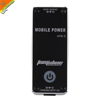 AROMA APW 3 Guitar Effect Pedals Power Supply Rechargable 1800mah Effects Power Supply Voltage Protection