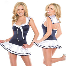 In 2016 in Europe and the interest suit women's lingerie naval uniform role-playing temptation