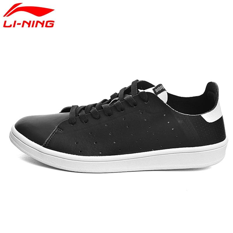 Li-Ning Mens Clasical Light Walking Shoes Breathable Comfort Leisure Sneakers LI NING Sport Life Jogging Sports GLKM031