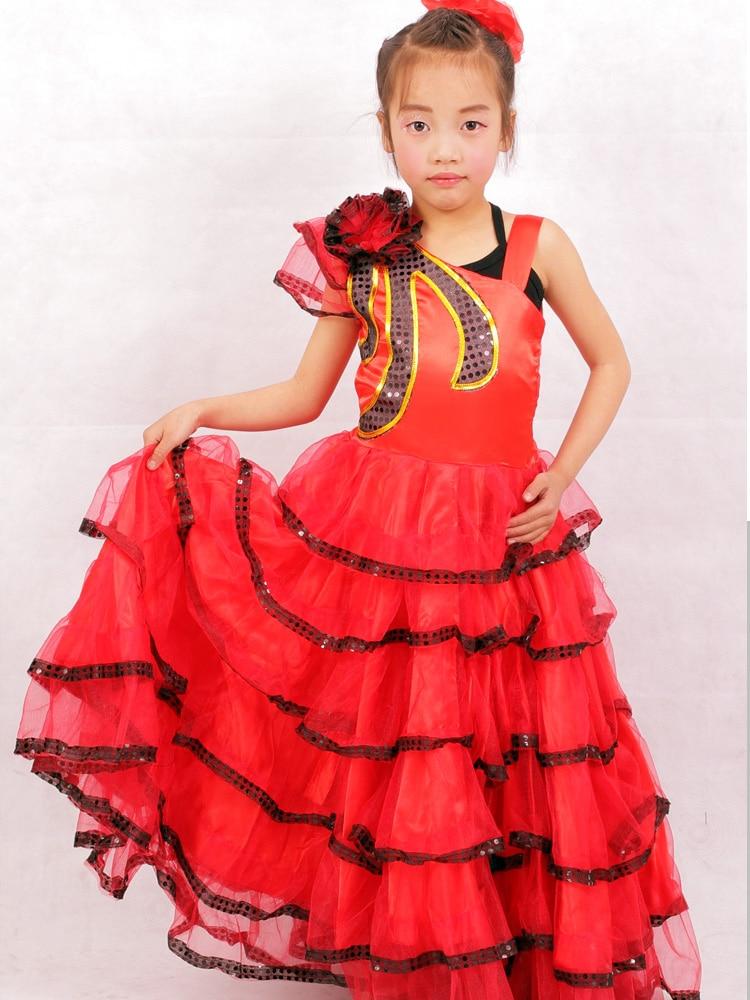 Spain Dresses