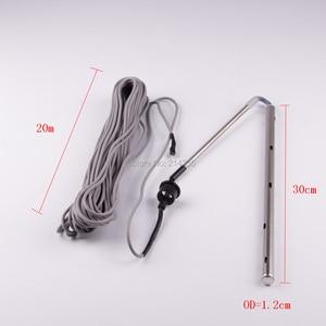 Image 5 - 太陽エネルギー温水器温度水位センサー 30 センチメートル 4 コアステンレス鋼側取付タンクチューブプローブ CGQ18