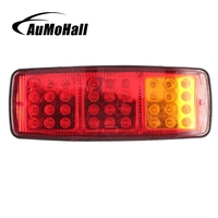 New 2x24V 36 Led Car Truck LED Tail Light Car Light Source Car Styling For Free